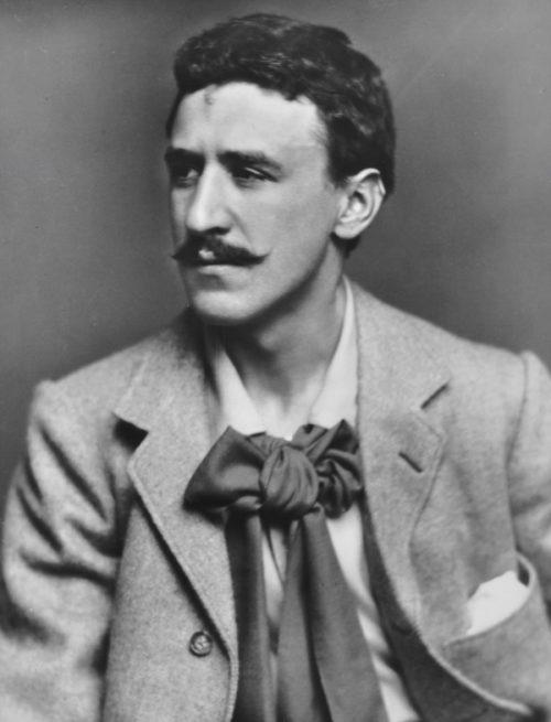 James Graig Aninan (Scotish), 1864-1946) Portrait of Charles Rennie