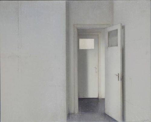 Carlos Morago, Interio, 81x100cm