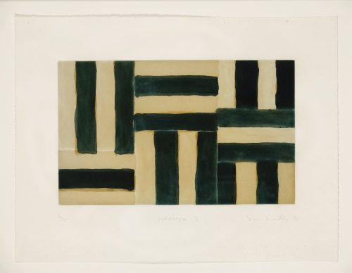 Sean Scully (Born 1945), Durango 11