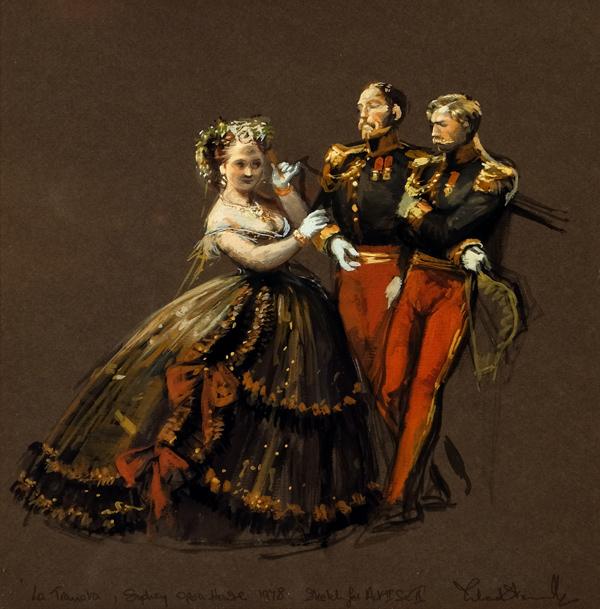 La Traviata, Sydney Opera House