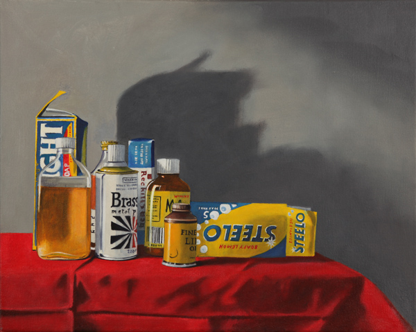 Micheal Edwards, Cleaning Products30x60cm