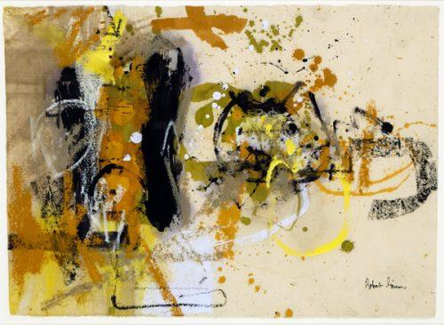 Robert Grieve (1924-2006) Land Form 2