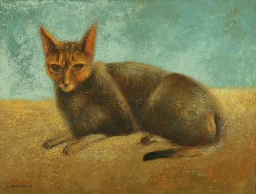 Sali Herman (1898-1993), Marissa (Dr Seuss's Cat)