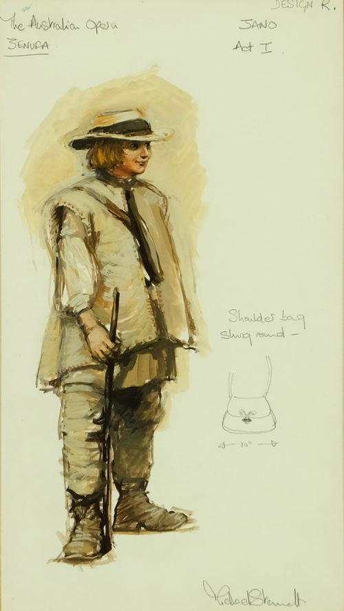 The Australian Opera, Costume Design
