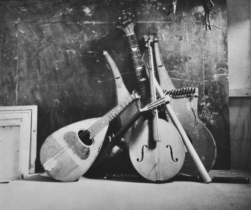 Irving Penn (American, 1912-2006) Musical Instruments Italy