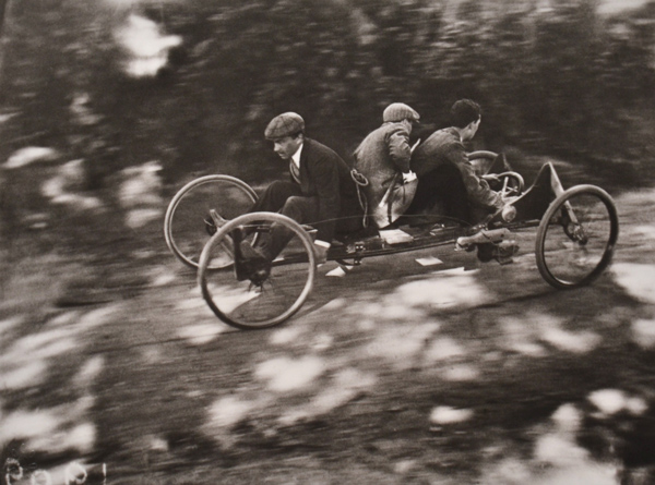 Jacques-Henri-Lartigue-(French-1894-1986)-Bob-a-4-rous-France-Circa-1910