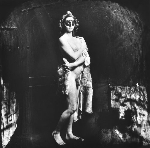 Joel Peter Witkin (American, Born 1939) Journeys of the Mask, Helena Forment, San Francisco, 1984