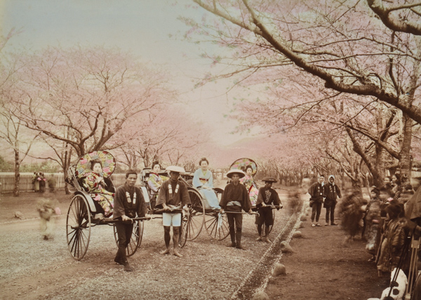 Photographer-Unknown-X-4-Yokohama-Park-Japan-1870