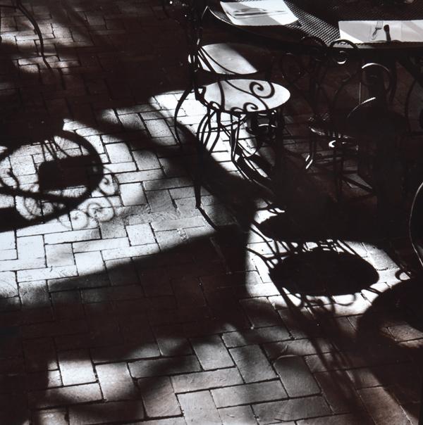 Ryuijie-Douglas-(Japanese-Born-1950)-Morning-Shadows