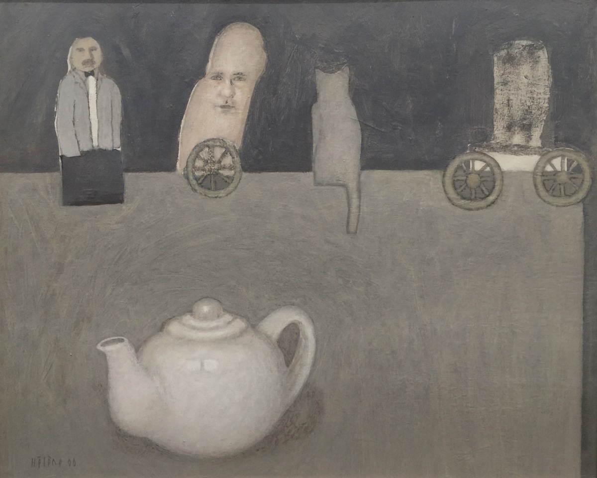 Grove,Héléne,-White-Teapot,-58x46cm—$850