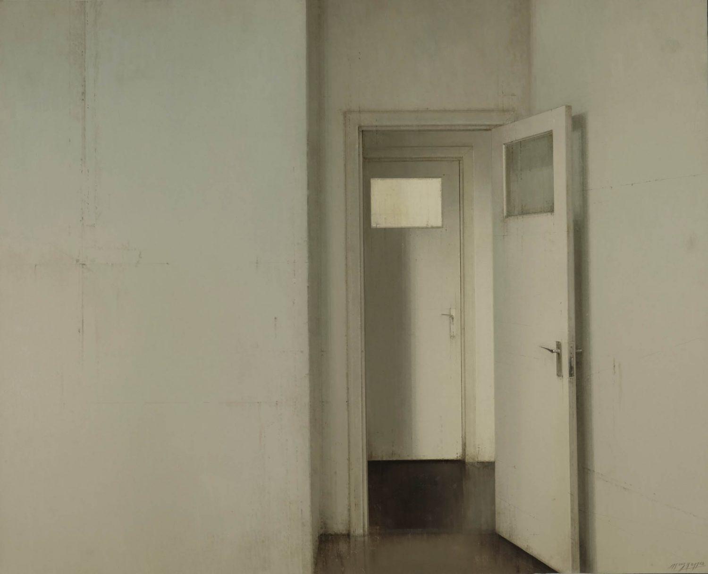 Morago,Carlos, Interior, 100×81