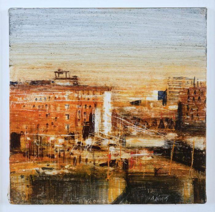 Quincoces,Alejandro, Construcciones en Chicago, 35×35