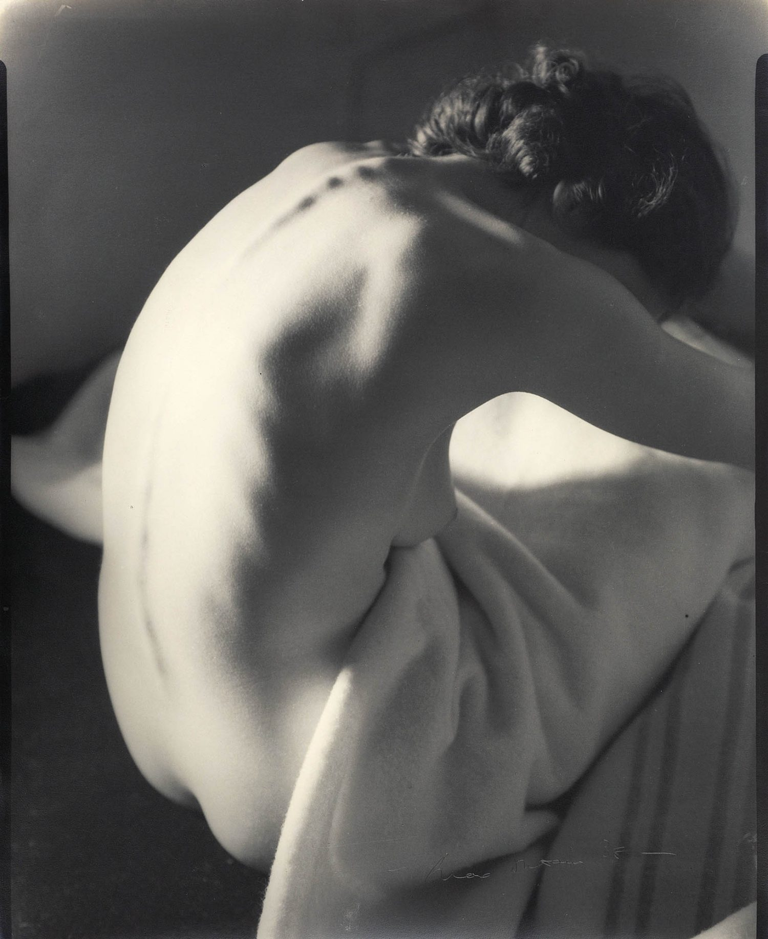 Max Dupain (1911-1992), The Little Nude