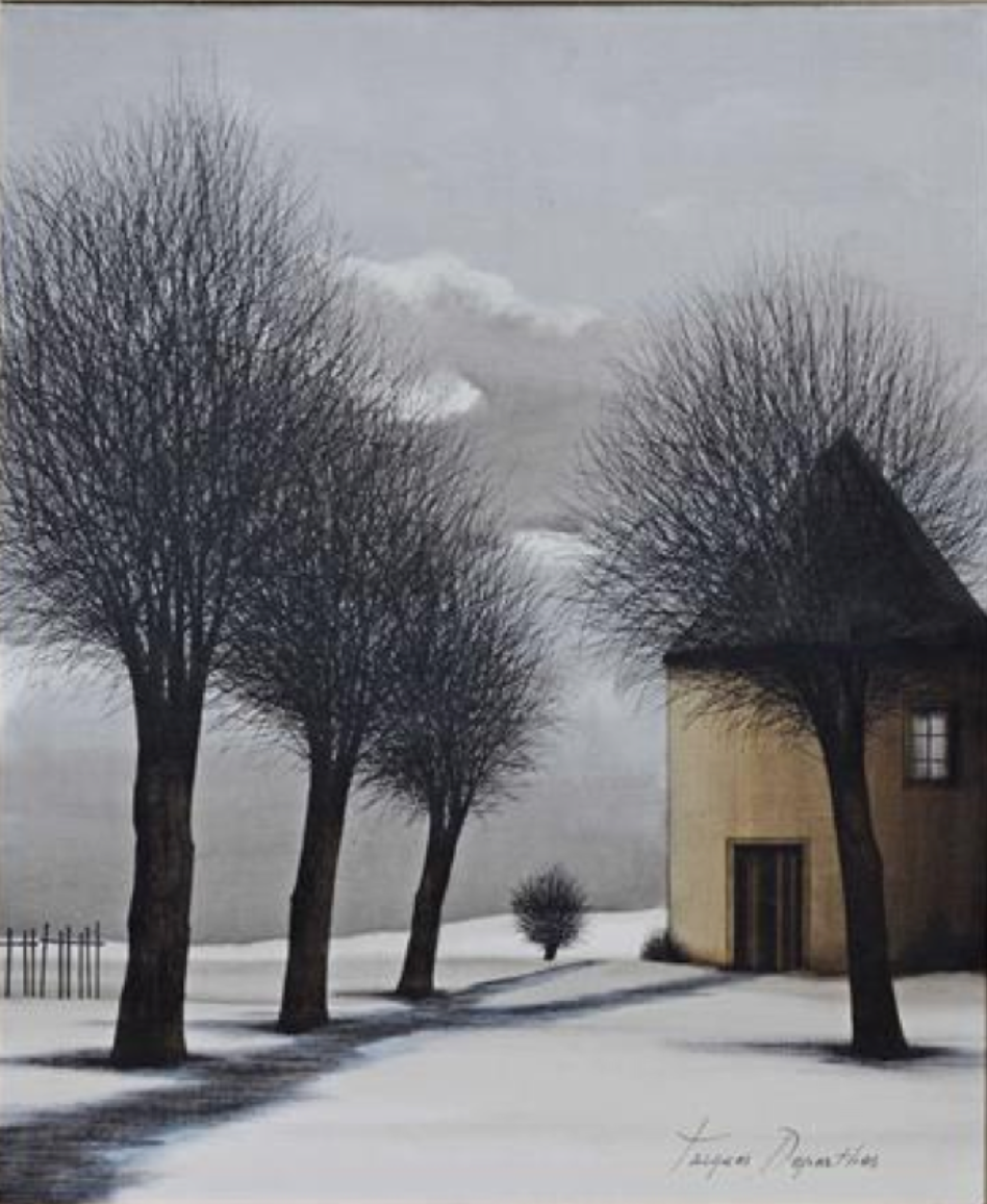 Jacques Deperthes (1936-), Le Moulin