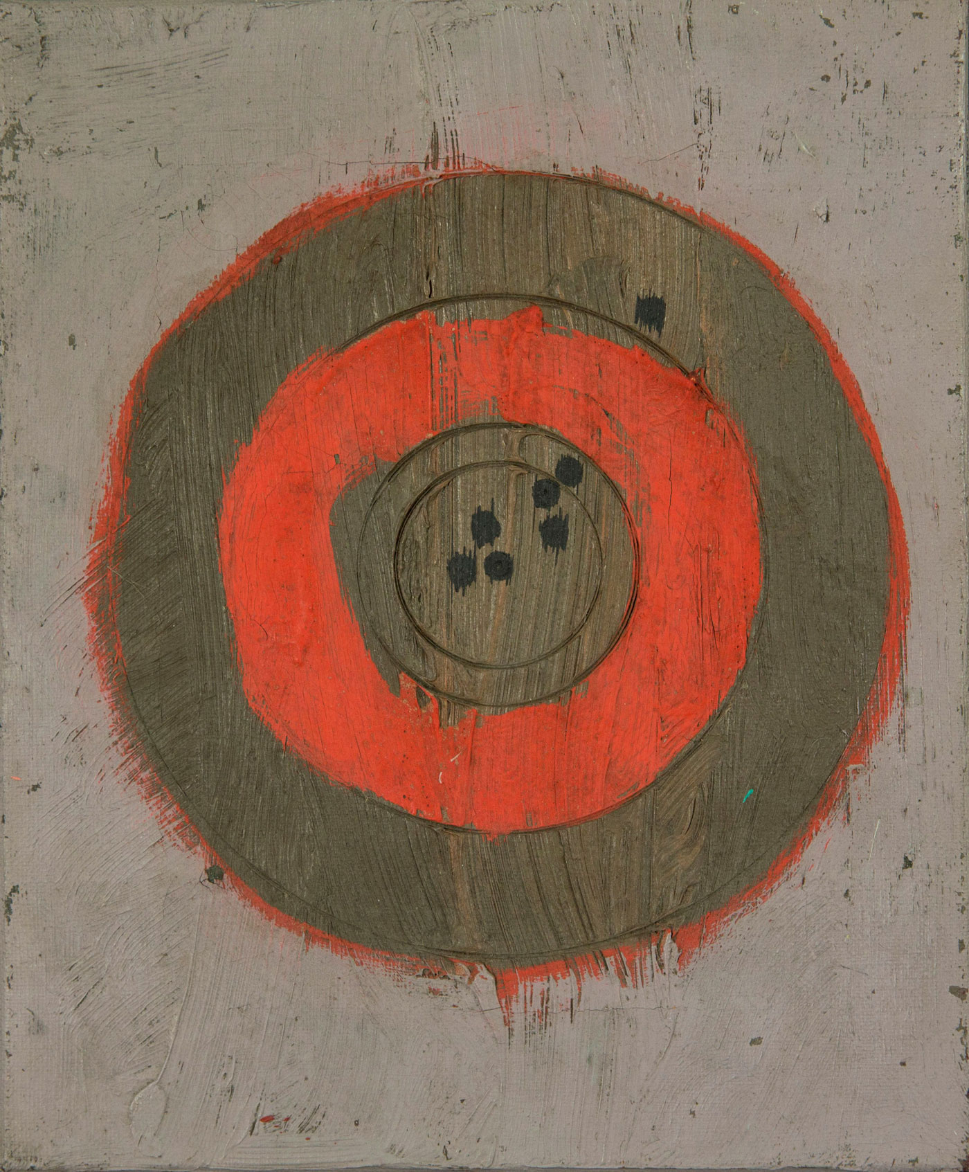 Michael-Franklin-Taylor,-Painted-Target-1972