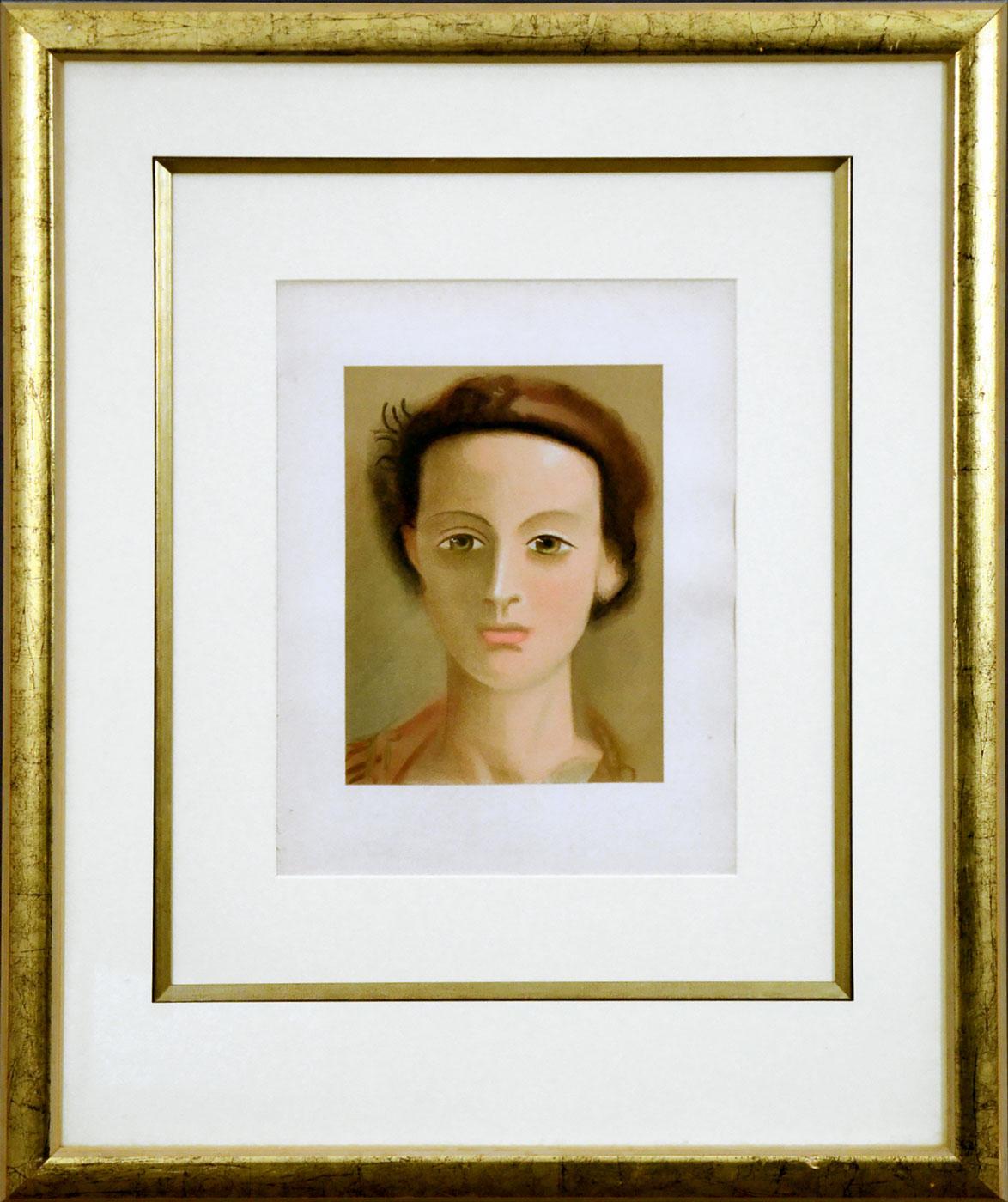 Andre-DERAIN,-Portrait-deJeune-Fille-02