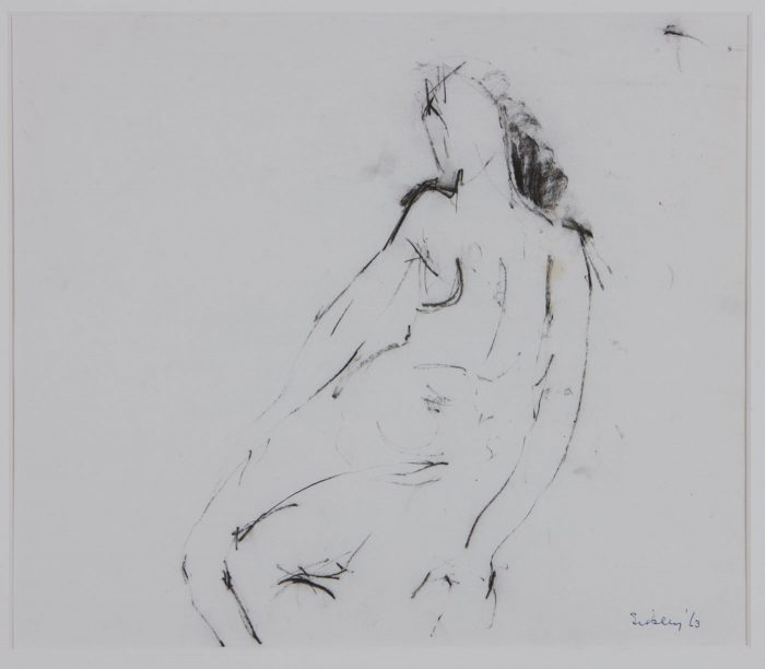 Andrew Sibley, Nude 1963