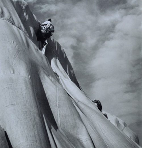CHRISTO, Wrapped Coast