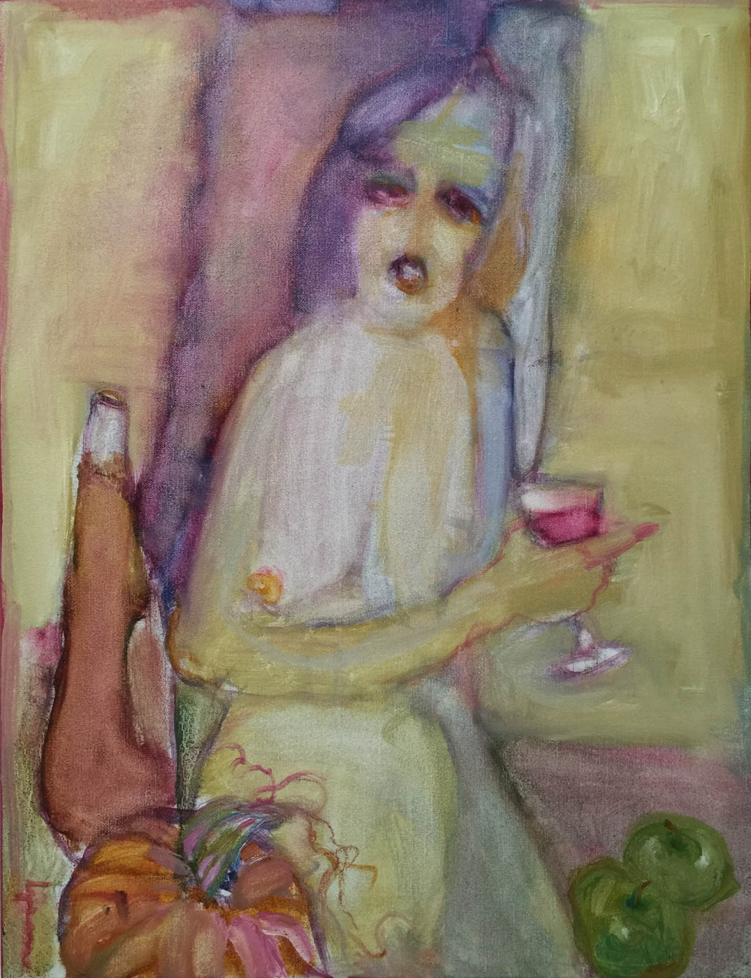 David Naseby, Nugget and Wine