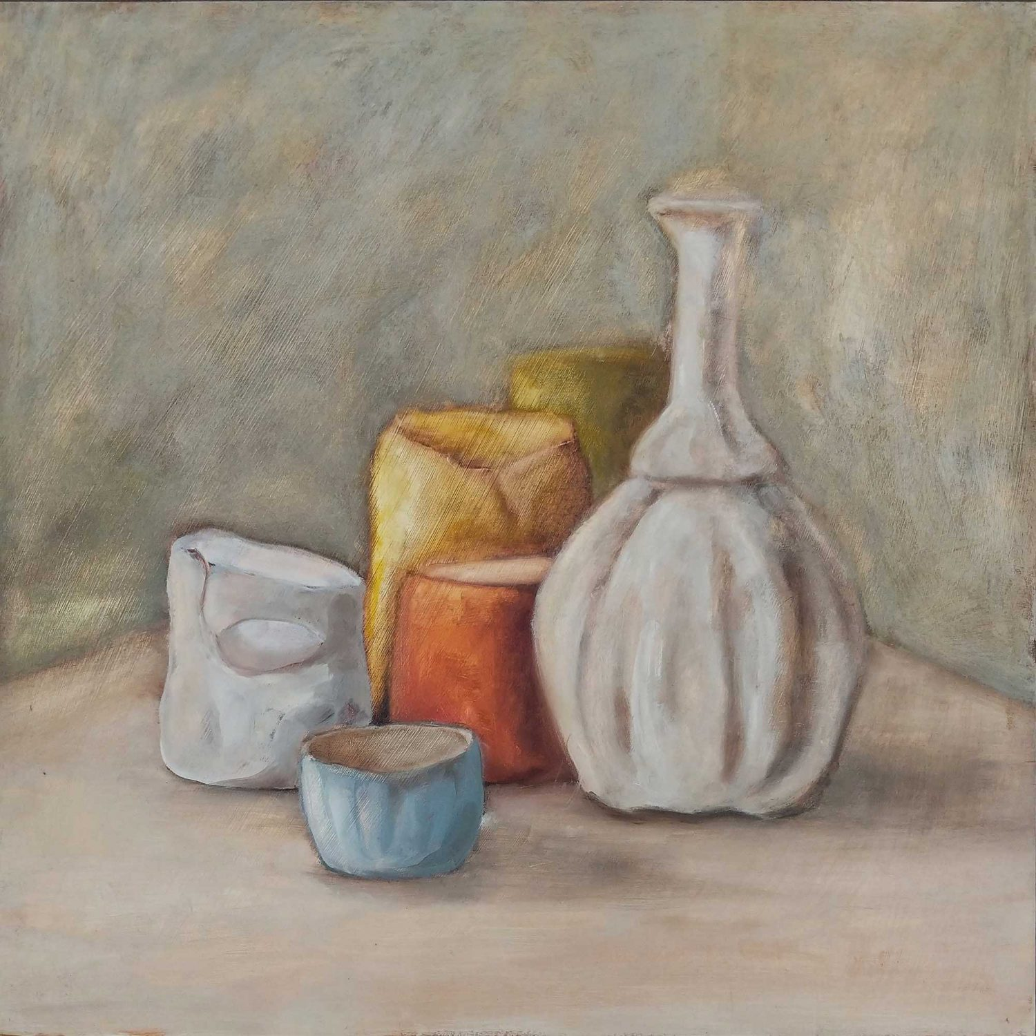 Christopher Wright After Morandi Artwork