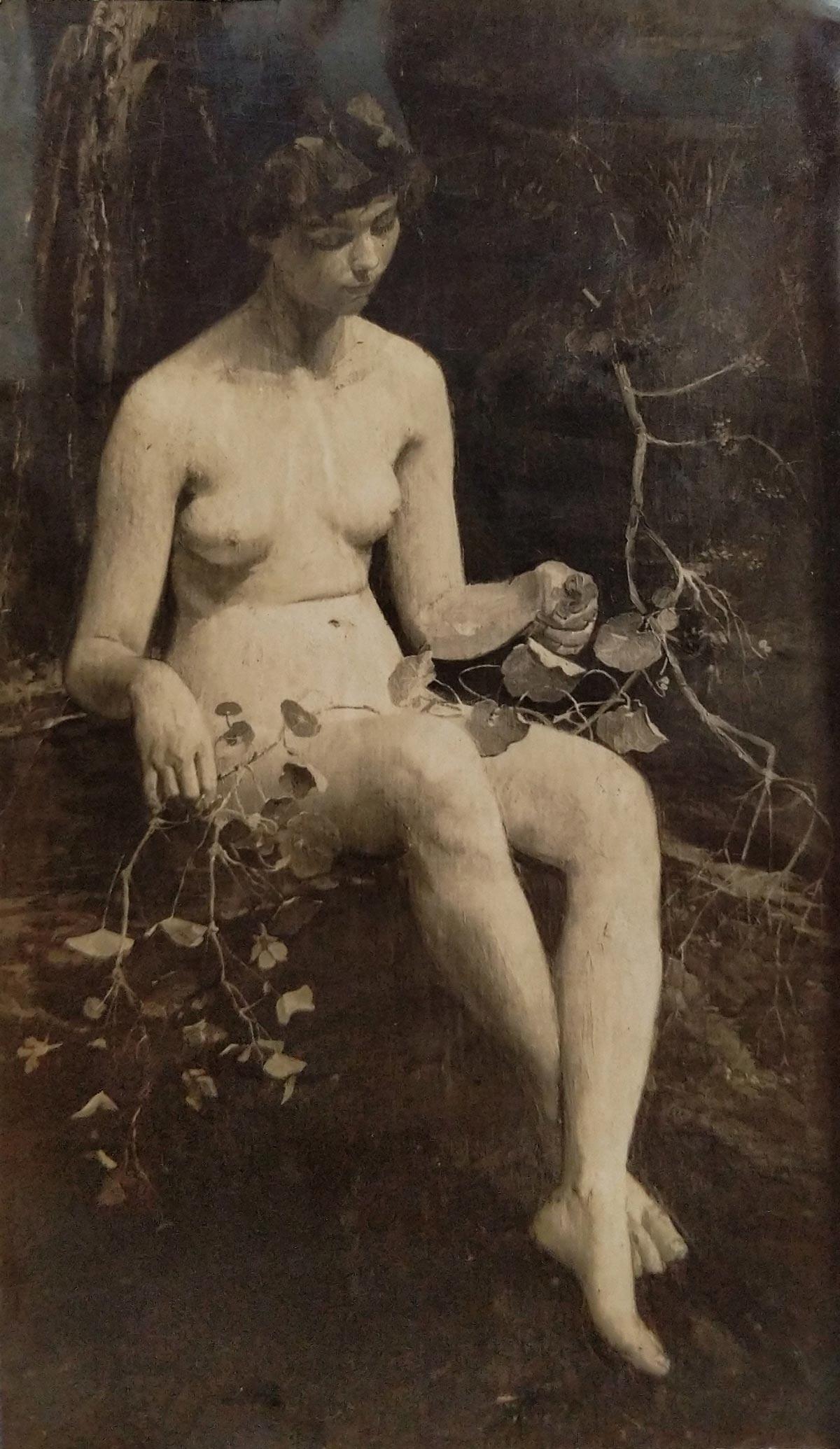 Julian Rossi Ashton Nude Study Photograph