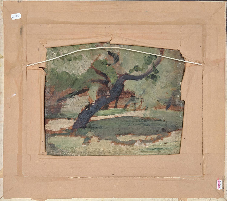Leonard Campbell Taylor River Scene artwork