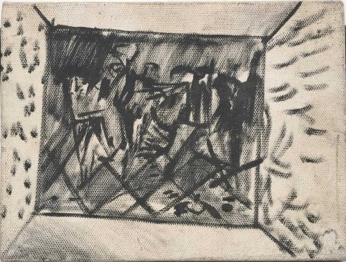 Victor RUBIN Aztec No 16 artwork