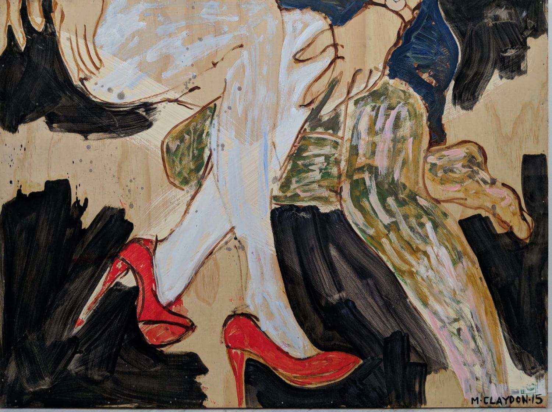 Martin Claydon, Untitled